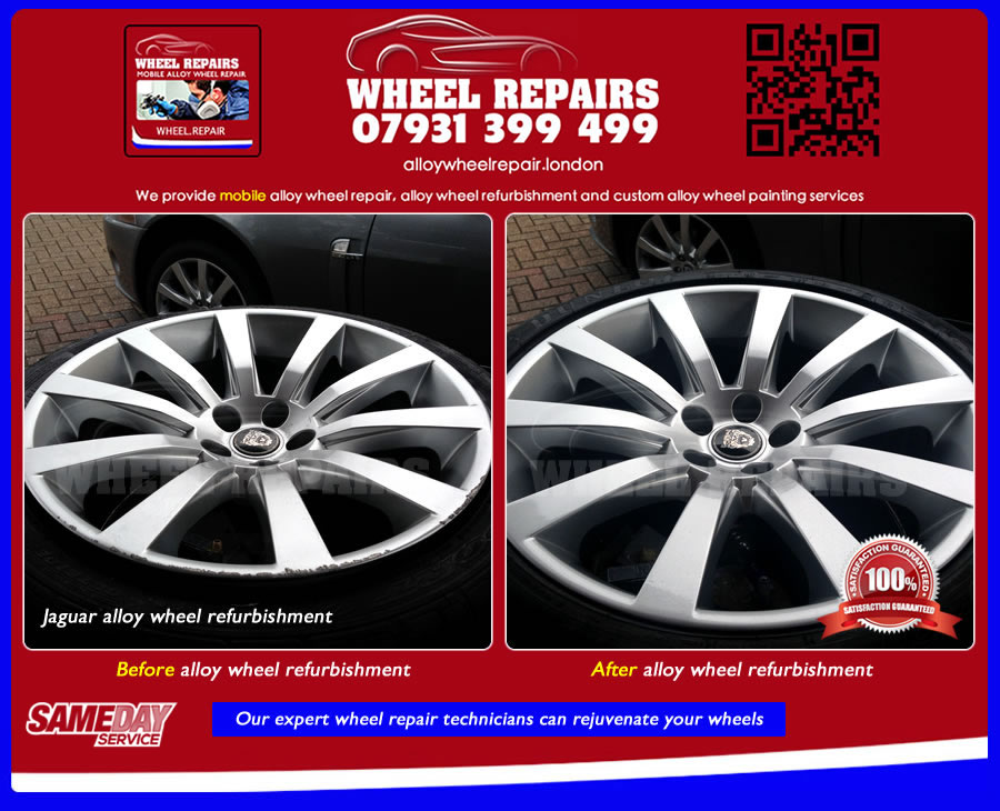 where can I get my alloy wheels refurbished in Oakwoodhill RH5
